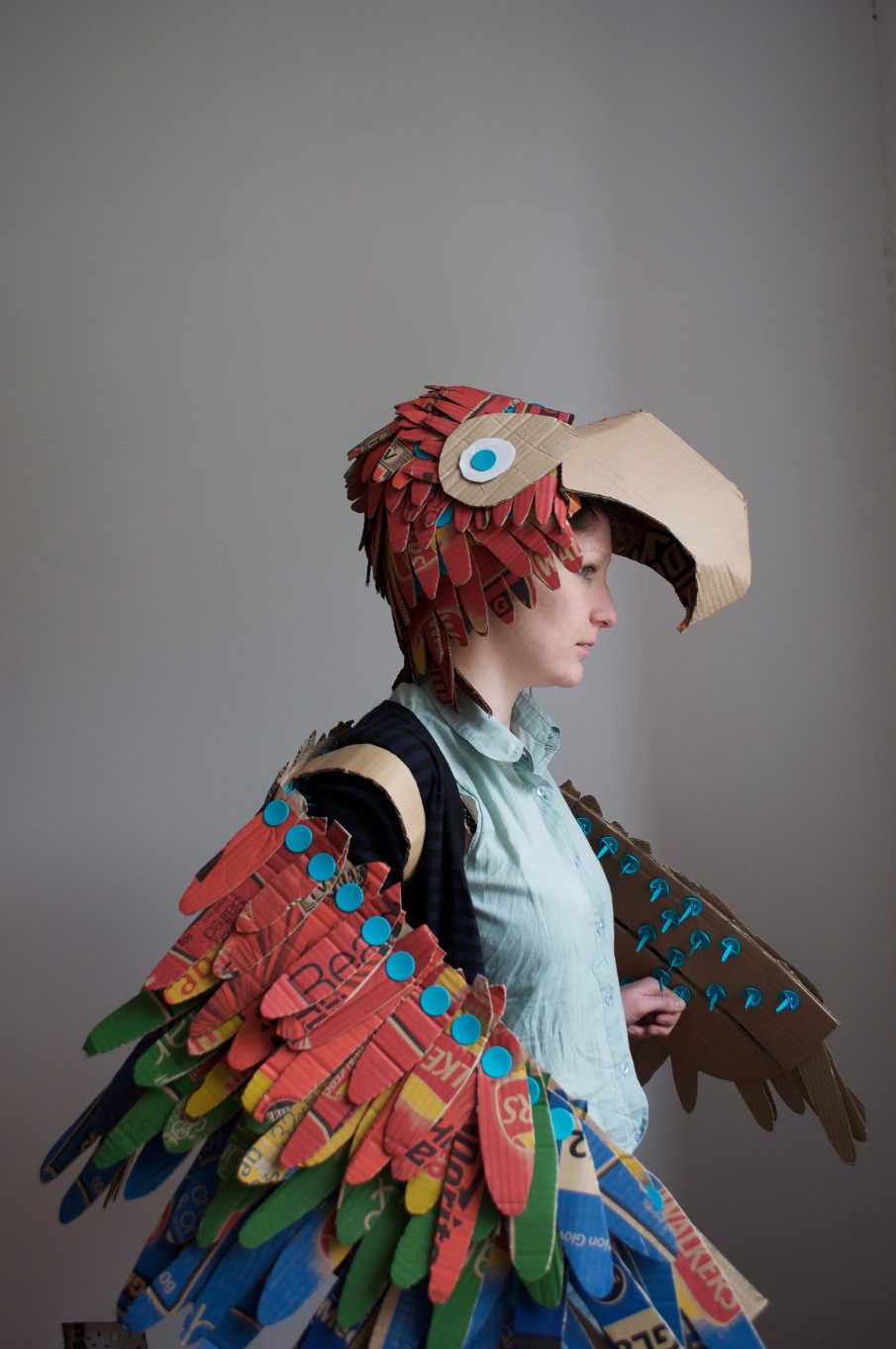 Parrot Costume Lottie Smith