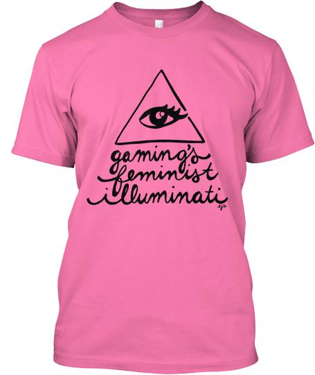Gaming S Feminist Illuminati Elizabeth Simins Comics